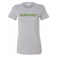ladies surviveit tee