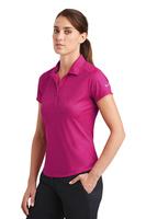 Ladies Nike Dri-FIT Crosshatch Polo