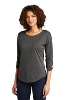 Ladies OGIO Gravitate Scoop 3/4 Sleeve Sport Shirt