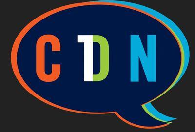 CDN Bubble Sticker