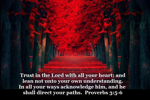 Lord Direct Thy Paths Mormon E-Card