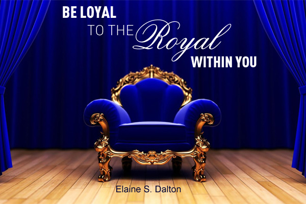 Be Loyal to Royal LDS Young Womens Ecard