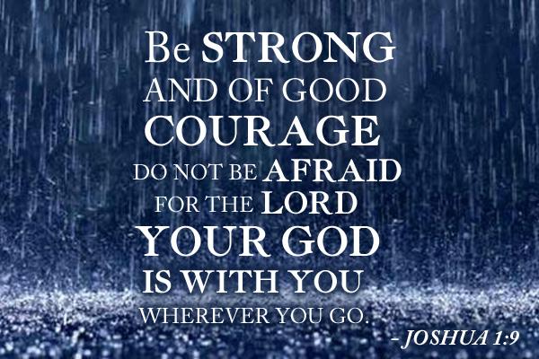 Be Strong LDS Mormon E-Card