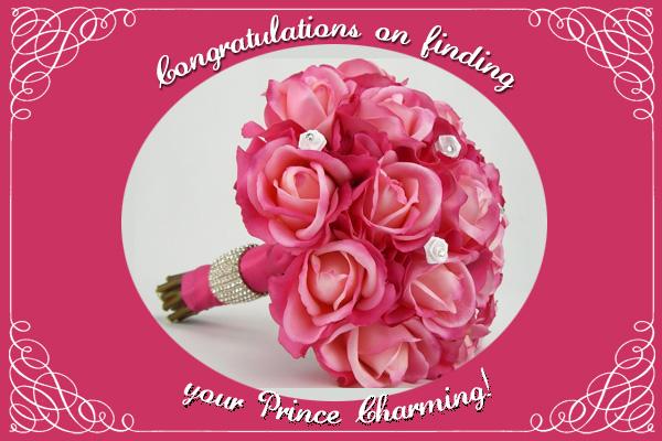 Congrats Finding Prince Charming Mormon Ecard