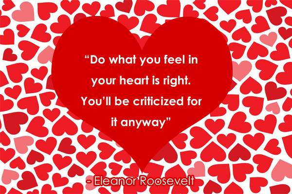 Do What You Feel is Right Mormon E-Card