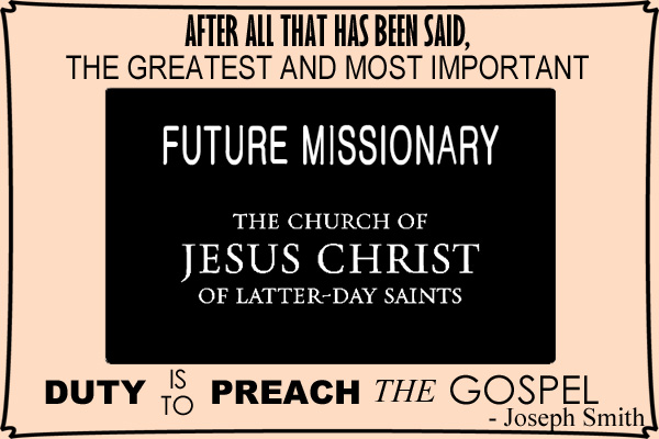 Duty to Preach Gospel Ecard