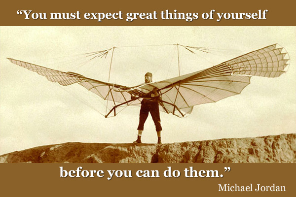 Expect Great Things Mormon E-Card