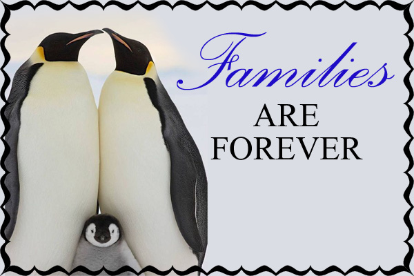 Families are Forever Marriage Mormon Ecard