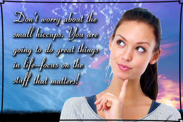 Focus On What Matters LDS Mormon E-Card
