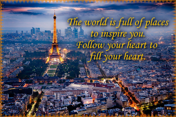 Follow Heart Fill Heart Mormon E-Card