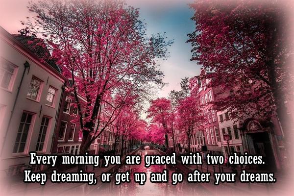 Go After Dreams Mormon E-Card