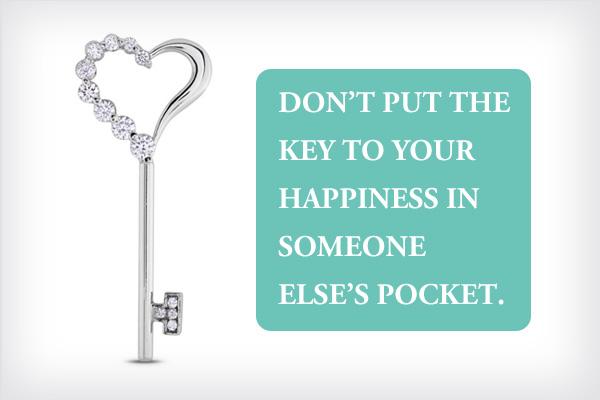Key to Happiness Mormon E-Card