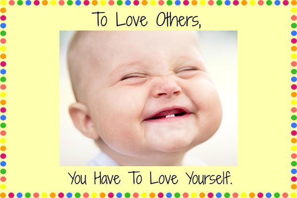 Love Yourself Primary Mormon Ecard