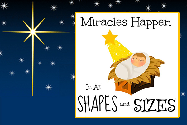 Miracles Happen Mormon E-Card