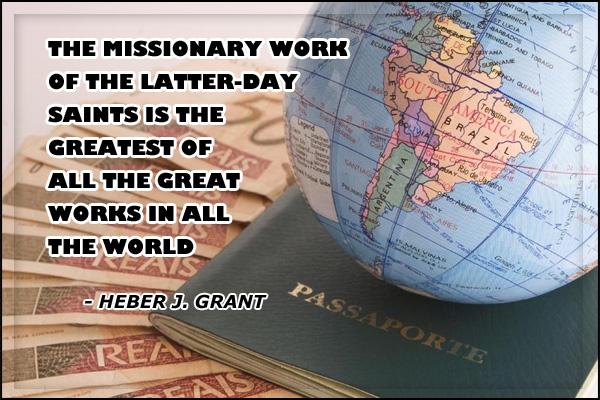 Missionary Work Ecard
