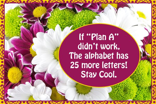 Plan A Stay Cool Mormon E-Card