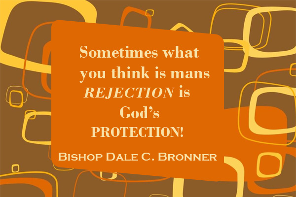 Rejection Gods Protection Mormon E-Card