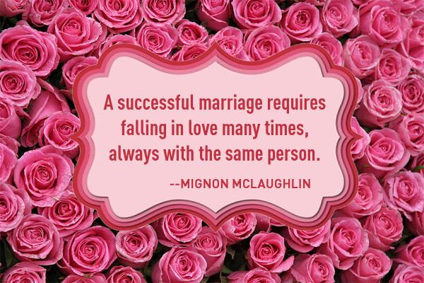 Successful Marriage Mormon Ecard