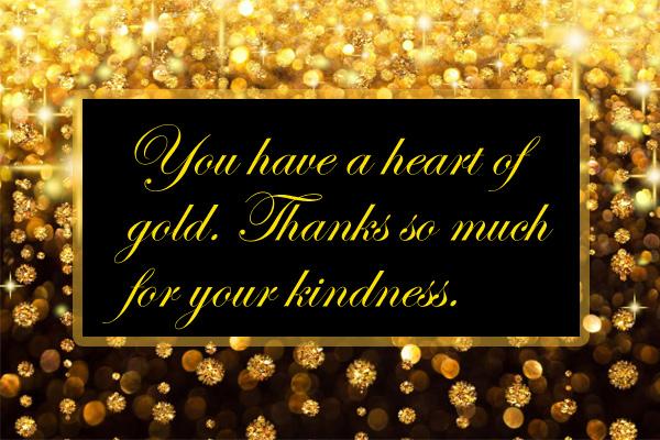 Heart of Gold Mormon Ecard