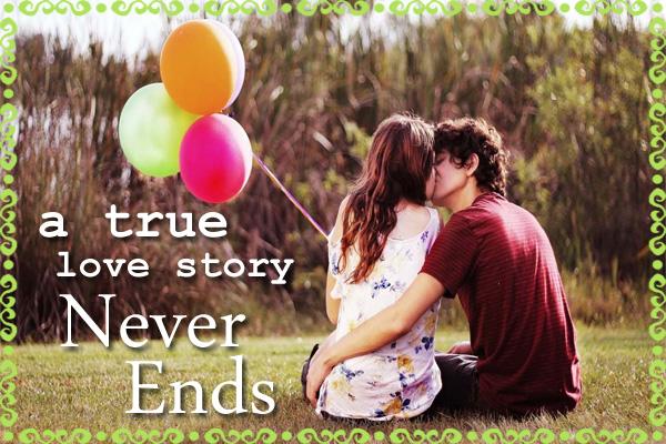 True Love Never Ends Engagement Mormon Ecard