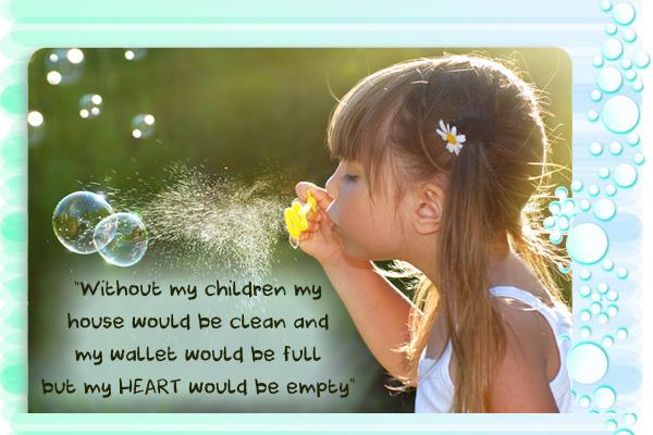 Without Children Heart Empty Mormon Ecard