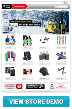 Online Company Stores For Promotional Items By DPP Creative - Car show promotional items