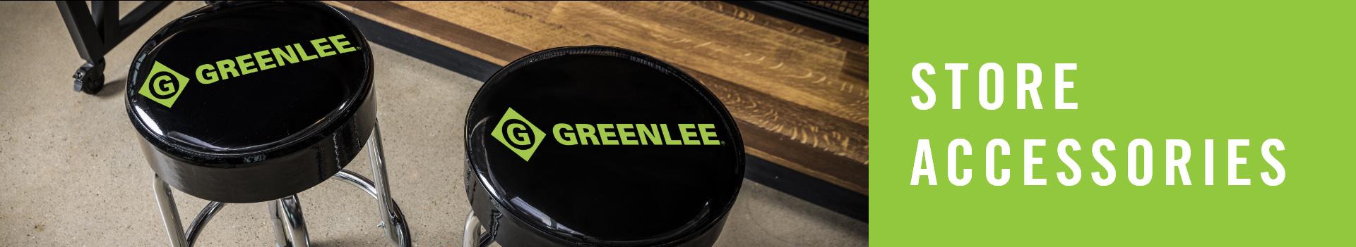 Greenlee Store Accessories