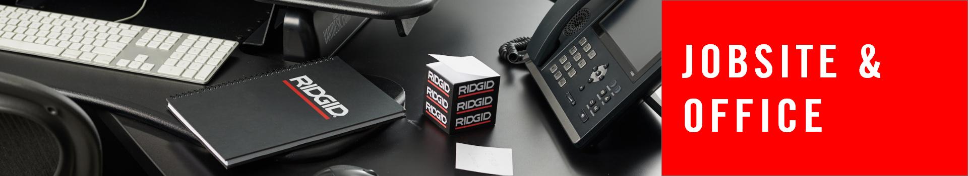 RIDGID Jobsite Office