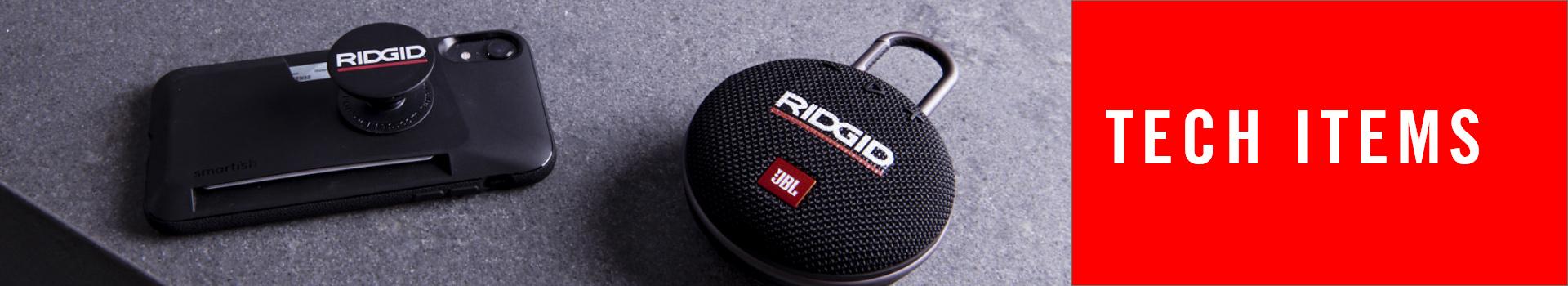 RIDGID Tech Items
